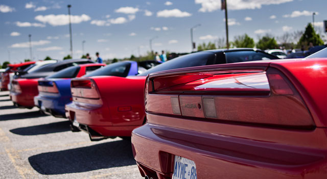 Cars and Coffee, May 31